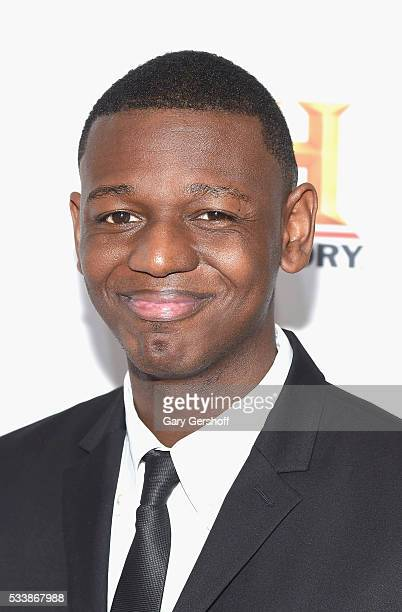 Actor Donald Watkins attends the Roots night one screening at Alice Tully Hall Lincoln Center on May 23 2016 in New York City