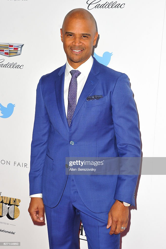 Actor Dondre Whitfield attends 2016 Ebony Power 100 Gala at The Beverly Hilton Hotel on December 1, 2016 in Beverly Hills, California.