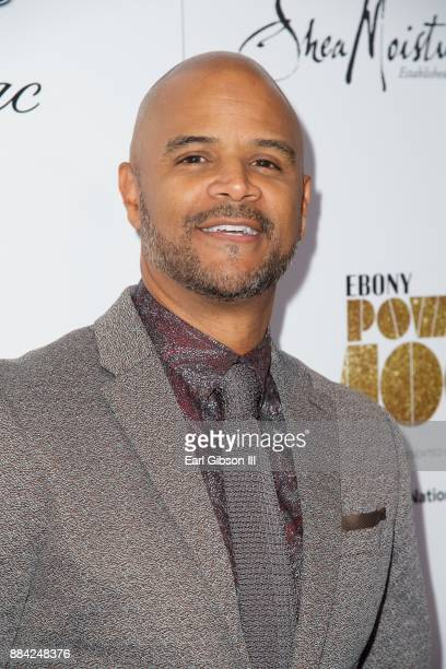 Actor Dondre Whitfield attends Ebony Magazine's Power 100 Gala at The Beverly Hilton Hotel on December 1 2017 in Beverly Hills California