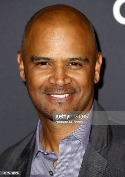 Actor Dondre Whitfield of the OWN television show Queen Sugar attends The Paley Center for Media's 35th Annual PaleyFest Los Angeles at the Dolby...