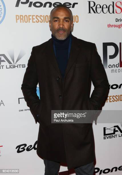 Actor Donnell Turner attends the 'Gifting Your Spectrum' gala benefiting Autism Speaks on February 24 2018 in Hollywood California