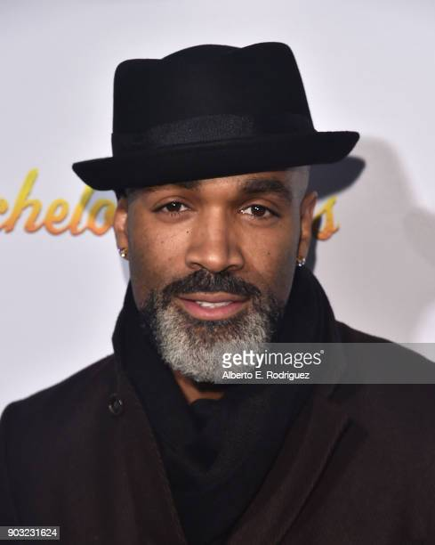 Actor Donnell Turner attends the premiere of RiverRock Films' 'Bachelor Lions' at The ArcLight Hollywood on January 9 2018 in Hollywood California
