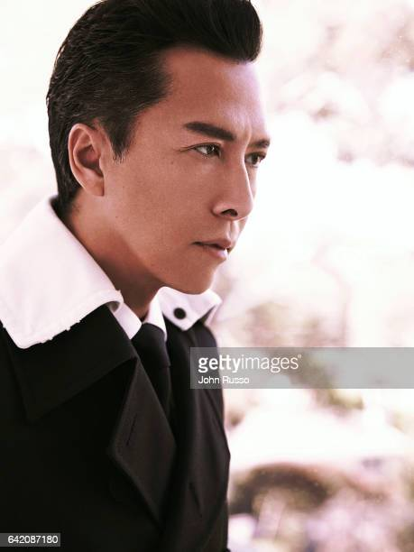 Actor Donnie Yen is photographed on September 10 2016 in Los Angeles California