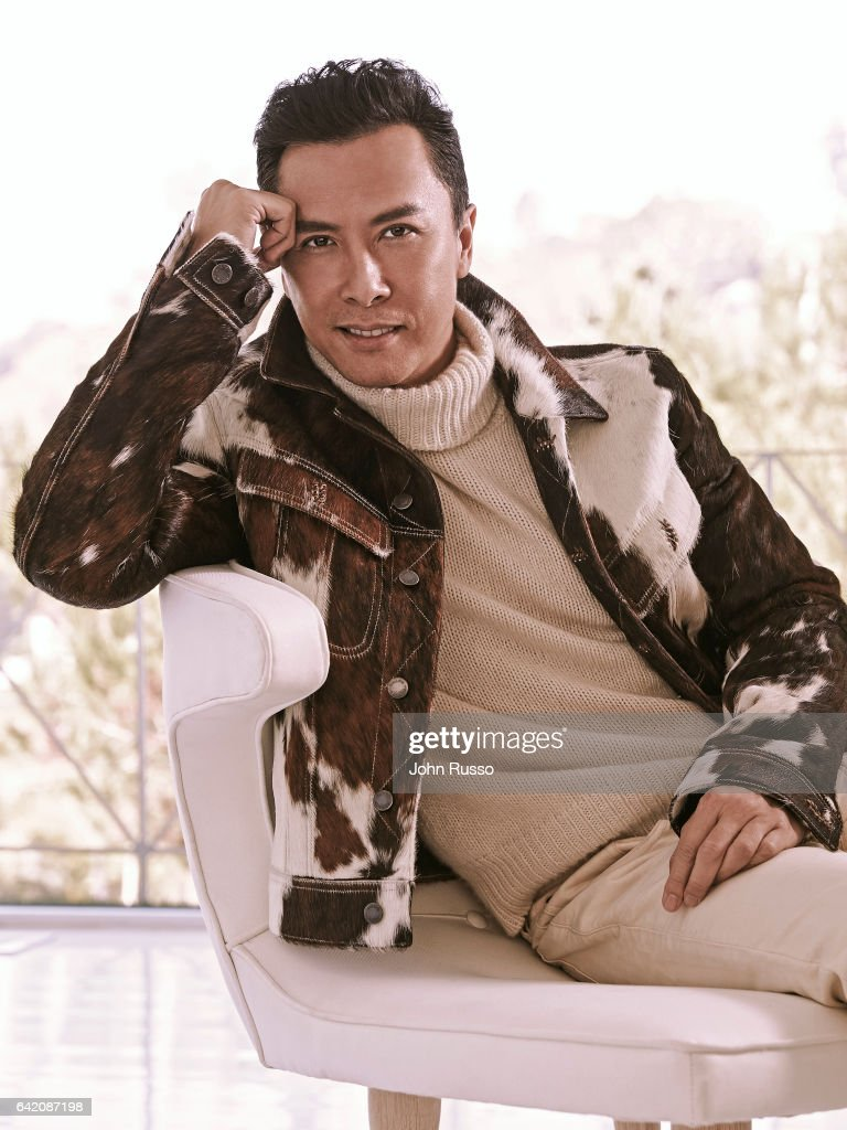 Donnie Yen, #Legend, January, 1, 2017