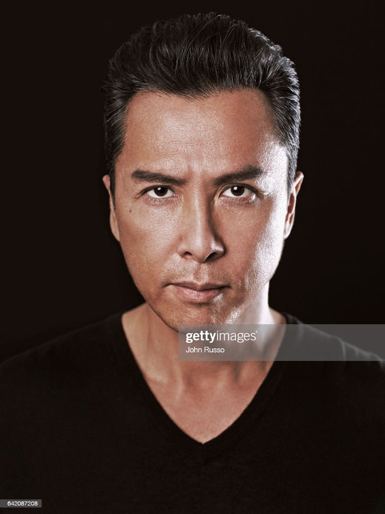 Actor Donnie Yen is photographed on September 10, 2016 in Los Angeles, California.