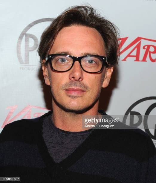Actor Donovan Leitch attends The Producers Guild of America's Digital 25 2011 Leaders in Emerging Entertainment in association with Variety Magazine...