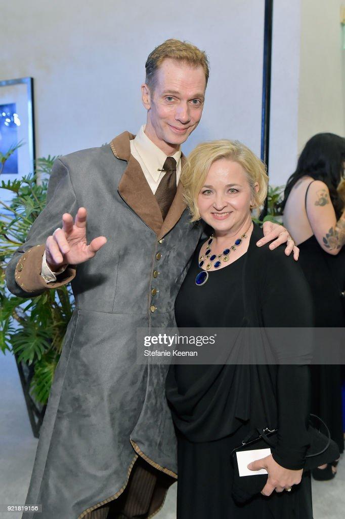 20th CDGA (Costume Designers Guild Awards) - Cocktail Reception : News Photo