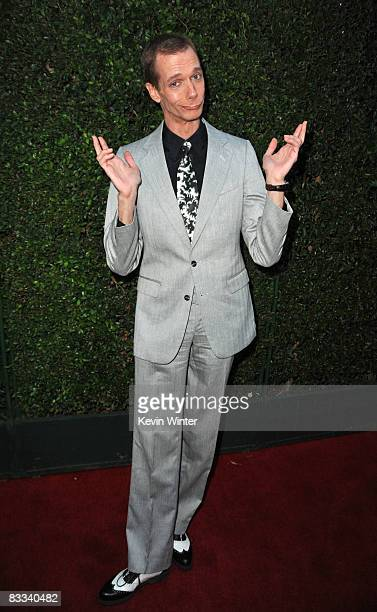 Actor Doug Jones arrives at Spike TV's 2008 Scream awards held at the Greek Theater on October 18 2008 in Los Angeles California