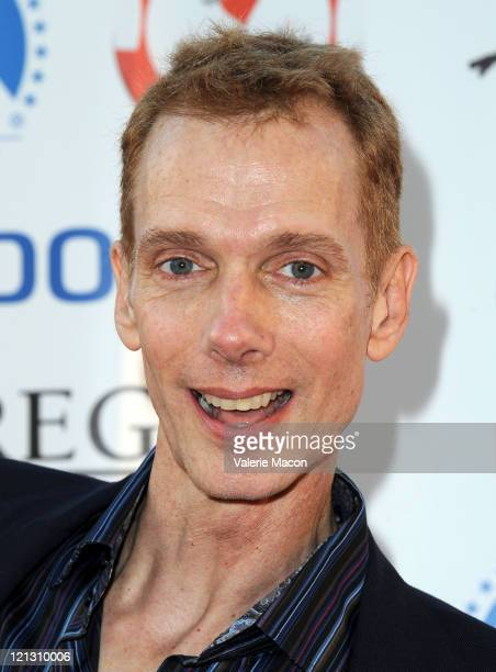Actor Doug Jones arrives at the 1st Annual Variety Charity Texas Hold 'Em Tournament on August 17 2011 in Los Angeles California