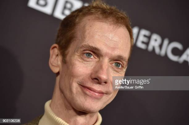 Actor Doug Jones arrives at The BAFTA Los Angeles Tea Party at Four Seasons Hotel Los Angeles at Beverly Hills on January 6 2018 in Los Angeles...
