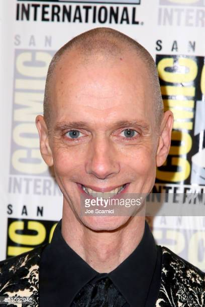 Actor Doug Jones at the press conference and red carpet with cast and executive producers of Star Trek Discovery during ComicCon International 2017...