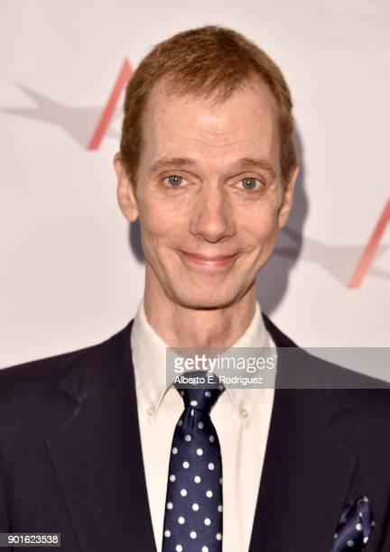 Actor Doug Jones attends the 18th Annual AFI Awards at Four Seasons Hotel Los Angeles at Beverly Hills on January 5 2018 in Los Angeles California