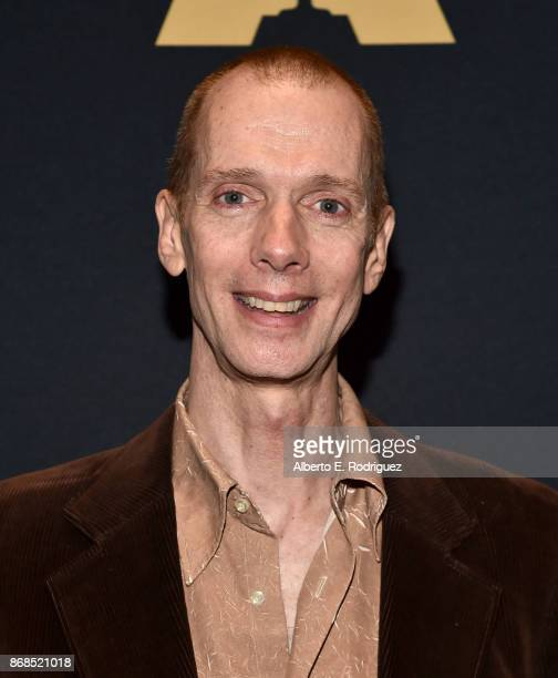 Actor Doug Jones attends The Academy Presents A Screening And Conversation For 'Pan's Labyrinth' at The Samuel Goldwyn Theater on October 30 2017 in...