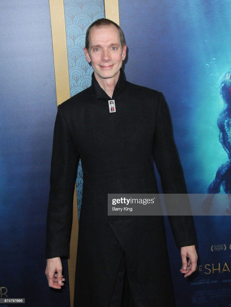 Actor Doug Jones attends the premiere of Fox Searchlight Pictures' 'The Shape Of Water' at Academy Of Motion Picture Arts And Sciences on November 15, 2017 in Los Angeles, California.