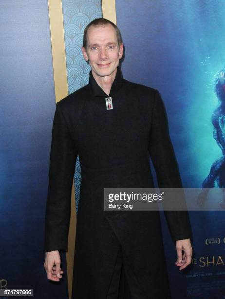 Actor Doug Jones attends the premiere of Fox Searchlight Pictures' 'The Shape Of Water' at Academy Of Motion Picture Arts And Sciences on November 15...