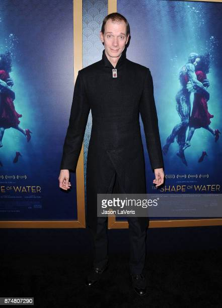 Actor Doug Jones attends the premiere of 'The Shape of Water' at the Academy of Motion Picture Arts and Sciences on November 15 2017 in Los Angeles...