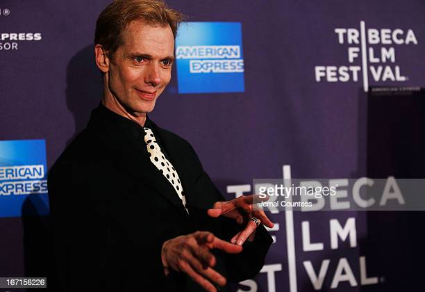 Actor Doug Jones attends the Raze world premiere during the 2013 Tribeca Film Festival on April 21 2013 in New York City