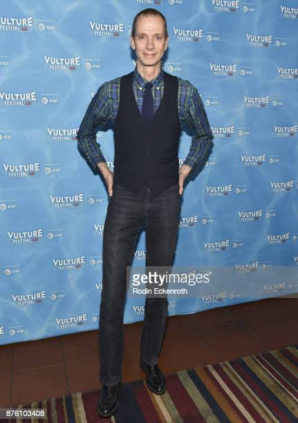 Actor Doug Jones attends the Scandal Final Season Panel at Vulture Festival Los Angeles at Hollywood Roosevelt Hotel on November 18 2017 in Hollywood...