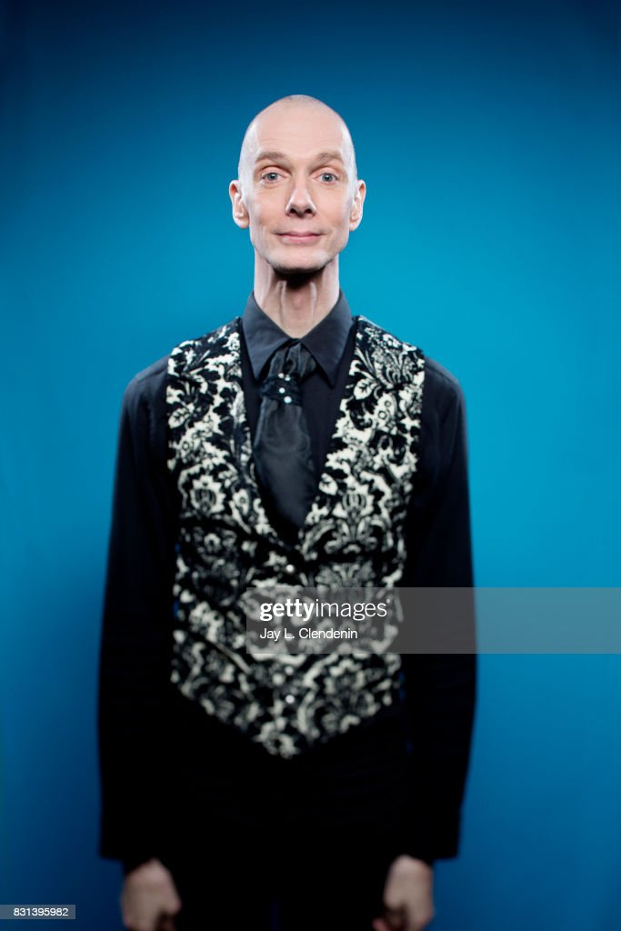 Actor Doug Jones, from the television series 'Star Trek Discovery,' is photographed in the L.A. Times photo studio at Comic-Con 2017, in San Diego, CA on July 22, 2017.