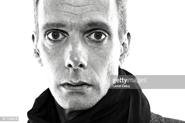 Actor Doug Jones poses for a portrait session in Venice for The Book LA