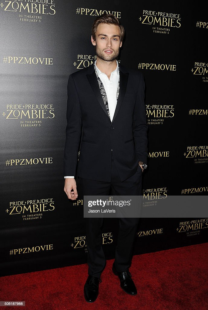 "Premiere Of Screen Gems' ""Pride And Prejudice And Zombies"" - Arrivals"