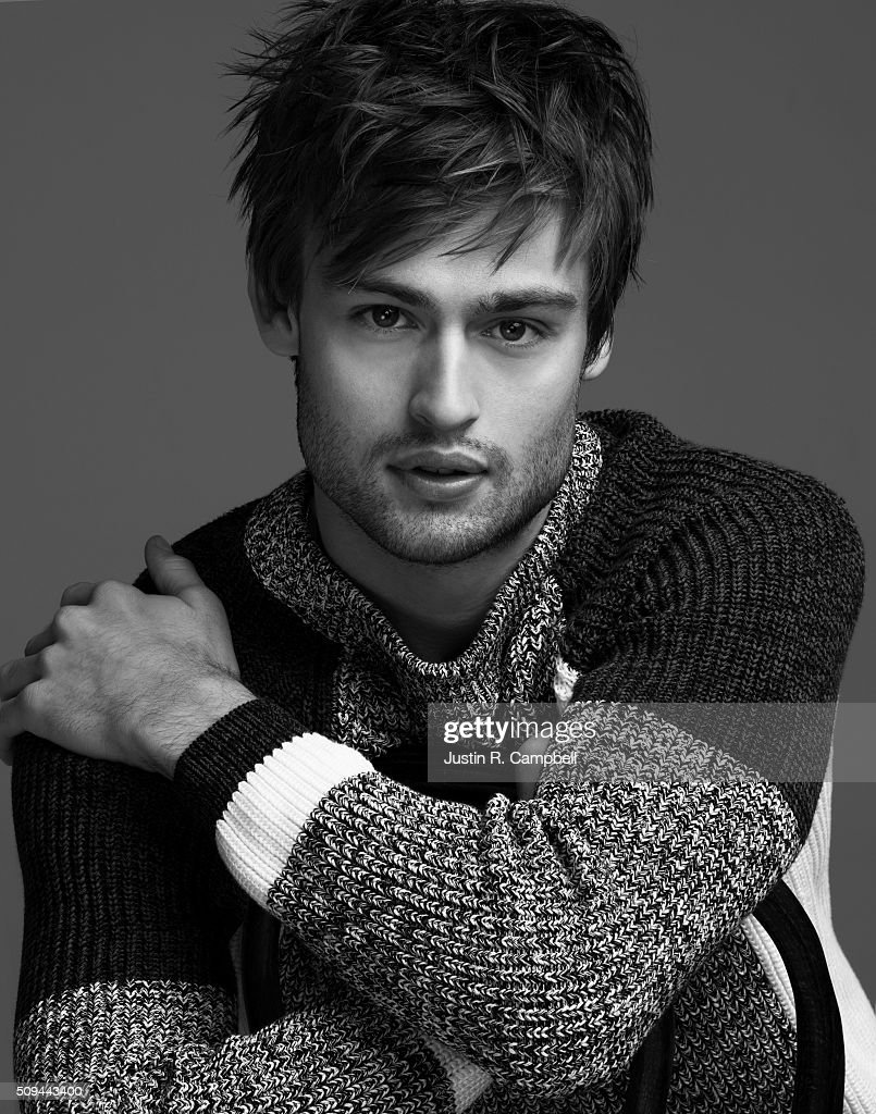 Douglas Booth, Just Jared, February 5, 2016