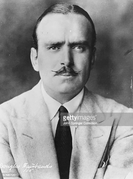 Actor Douglas Fairbanks, Sr