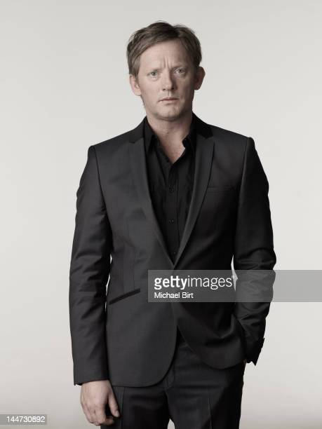 Actor Douglas Henshall is photographed on April 6 2011 in London England