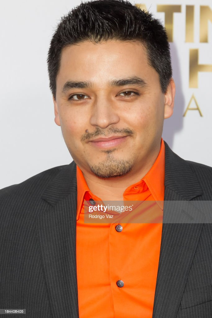 Actor Douglas Spain arrives at the 2013 Latinos De Hoy Awards at Los Angeles Times Chandler Auditorium on October 12, 2013 in Los Angeles, California.