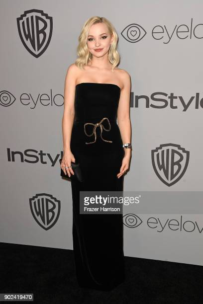Actor Dove Cameron attends 19th Annual PostGolden Globes Party hosted by Warner Bros Pictures and InStyle at The Beverly Hilton Hotel on January 7...
