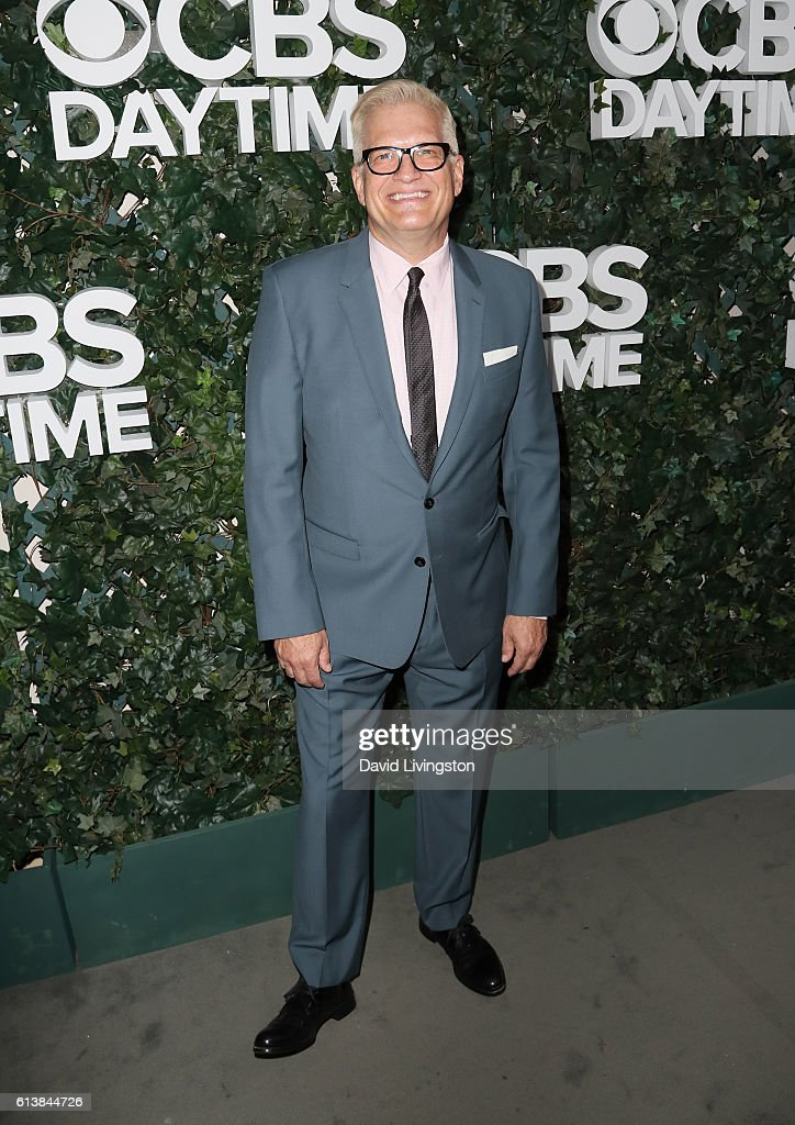Actor Drew Carey attends the CBS Daytime #1 for 30 Years at The Paley Center for Media on October 10, 2016 in Beverly Hills, California.