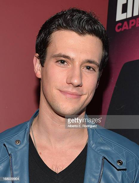 """Actor Drew Roy attends Entertainment Weekly's CapeTown Film Festival presented by The American Cinematheque and sponsored by TNT's """"Falling Skies"""" at..."""