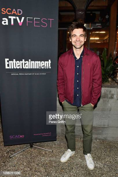 Actor Drew Tarver attends the SCAD aTVfest and Entertainment Weekly party at Lure on February 8 2019 in Atlanta Georgia