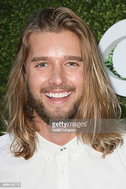 Actor Drew Van Acker arrives at the CBS CW Showtime Summer TCA Party at the Pacific Design Center on August 10 2016 in West Hollywood California