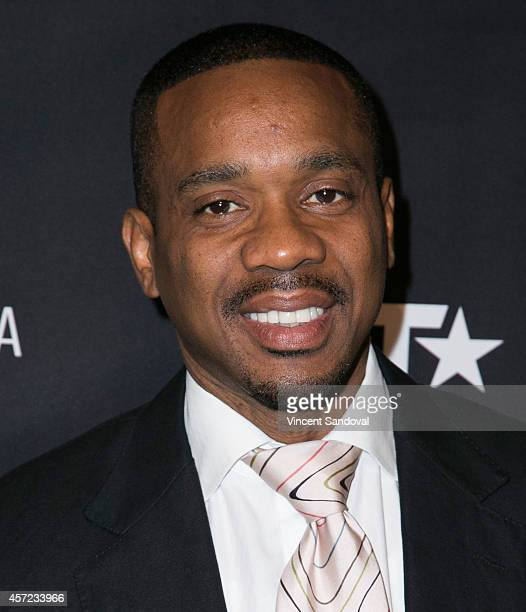 "Actor Duane Martin attends The Paley Center for Media Presents an Evening with ""Real Husbands of Hollywood"" at The Paley Center for Media on October..."