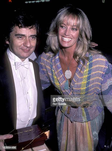 Actor Dudley Moore and actress Susan Anton attend Dudley Moore's Piano Recital on June 6, 1983 at Carnegie Hall in New York City.