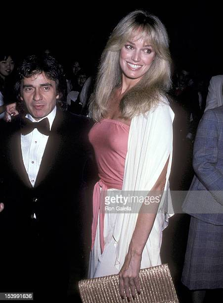 Actor Dudley Moore and actress Susan Anton attend the American Ballet Theatre's Opening Night Performance of 'LA Bayadere' on January 26 1981 at the...