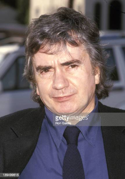 Actor Dudley Moore attends the Absolut Vodka Company Unveils New Billboard 'Absolut Hope' on October 28 1992 at the Corner of Sunset Boulevard and...