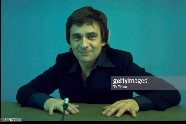 Actor Dudley Moore during appearance on game show Celebrity Squares, circa 1976.