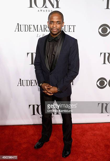 Actor Dule Hill attends the 68th Annual Tony Awards at Radio City Music Hall on June 8 2014 in New York City