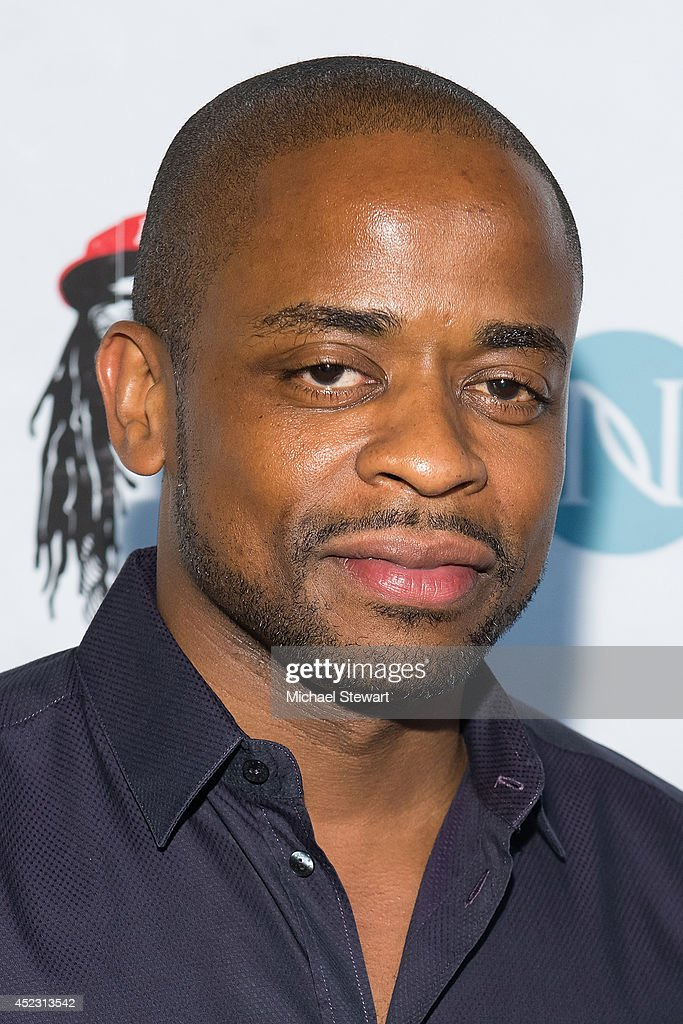 Actor Dule Hill attends Wendy Williams' 50th Birthday Party at 42West on July 17, 2014 in New York City.
