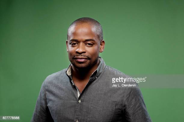 Actor Dule Hill from the film 'Psych The Movie' is photographed in the LA Times photo studio at ComicCon 2017 in San Diego CA on July 22 2017 CREDIT...