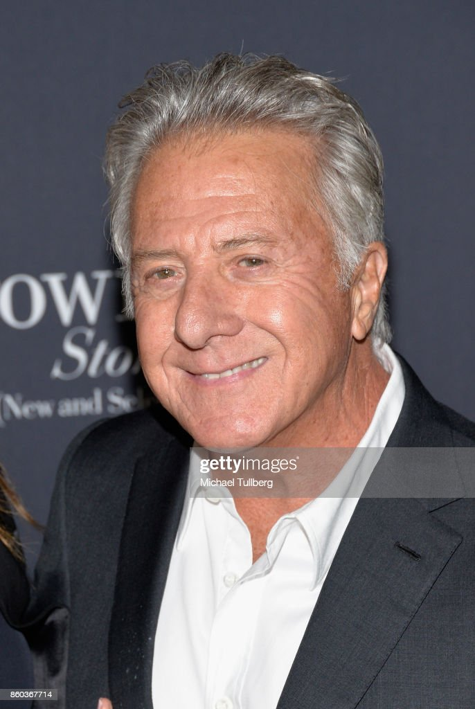 Actor Dustin Hoffman attends a screening of Netflix's 'The Meyerowitz Stories (New and Selected)' at Directors Guild Of America on October 11, 2017 in Los Angeles, California.