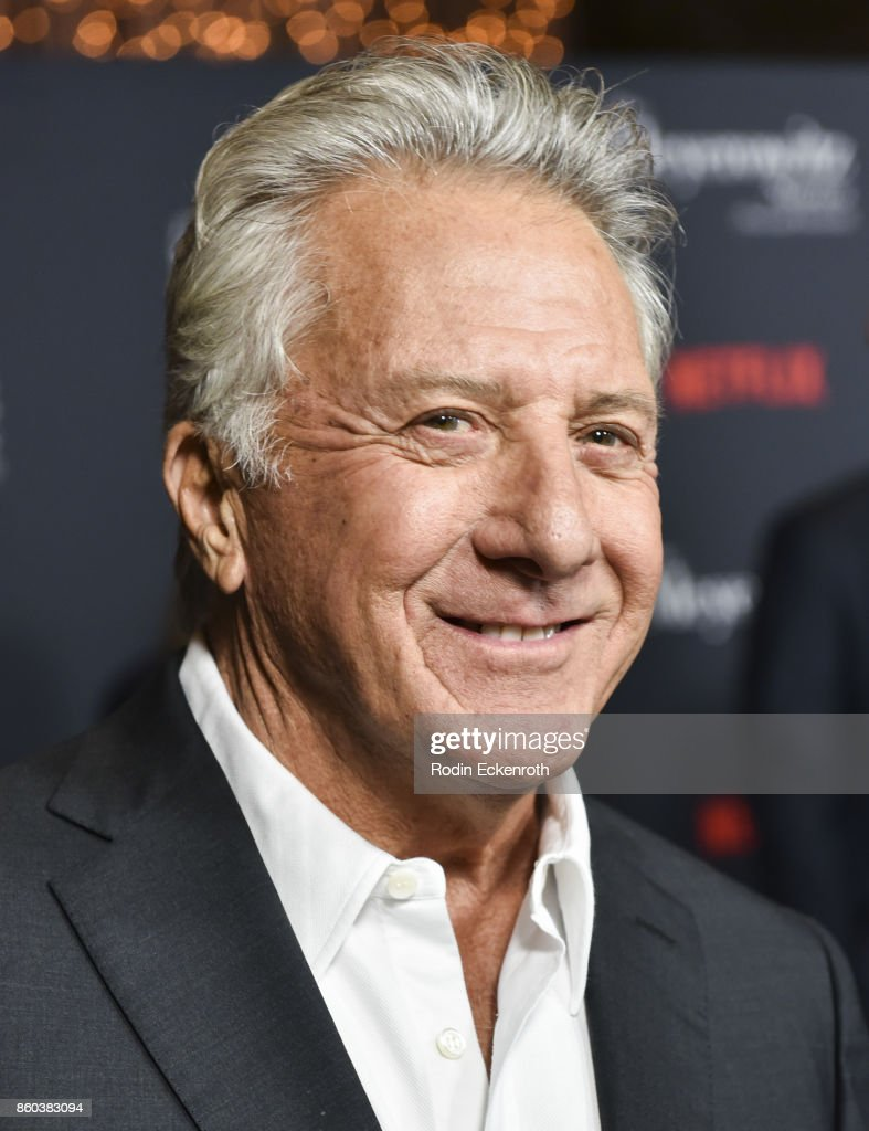 Actor Dustin Hoffman attends screening of Netflix's 'The Meyerowitz Stories (New And Selected)' at Directors Guild Of America on October 11, 2017 in Los Angeles, California.