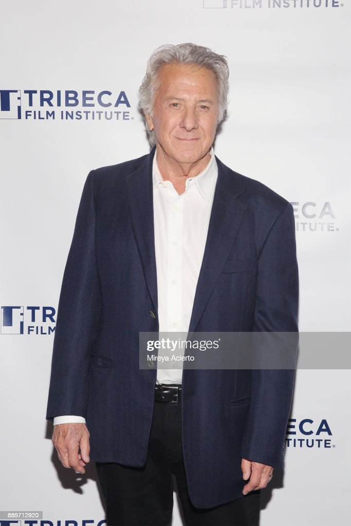 Actor Dustin Hoffman attends the 20th Anniversary screening of 'Wag The Dog' at 92nd Street Y on December 4, 2017 in New York City.