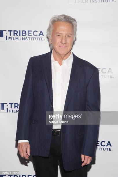 Actor Dustin Hoffman attends the 20th Anniversary screening of 'Wag The Dog' at 92nd Street Y on December 4 2017 in New York City