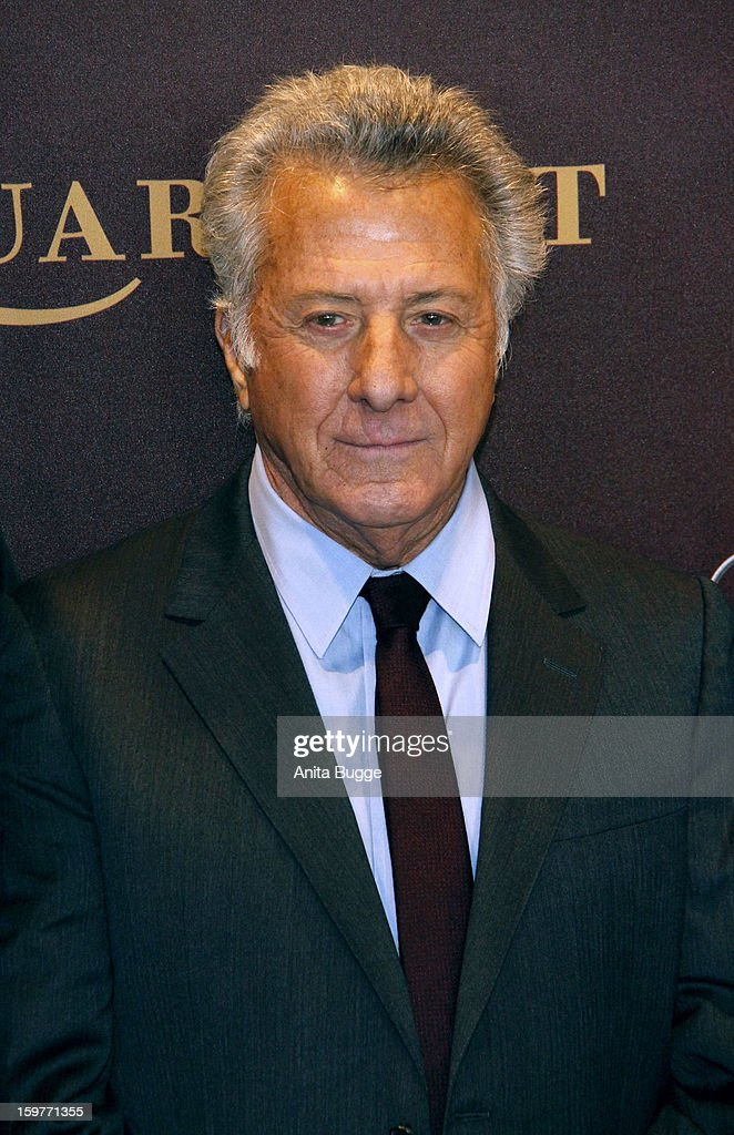 Actor Dustin Hoffman attends the 'Quartet' Berlin Photocall at Deutsche Oper on January 20, 2013 in Berlin, Germany.