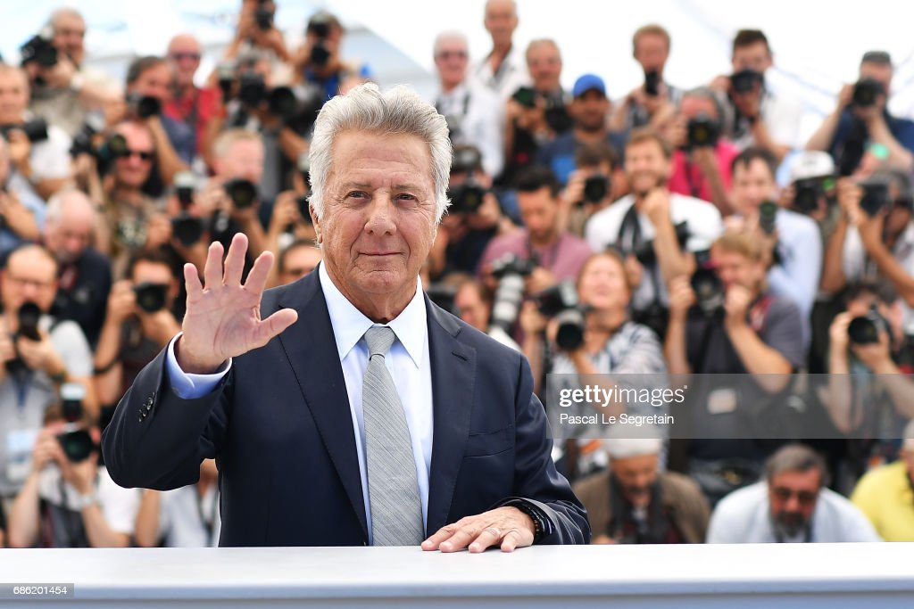 """The Meyerowitz Stories"" Photocall - The 70th Annual Cannes Film Festival"