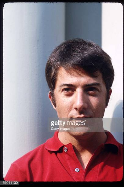 Actor Dustin Hoffman September 1967