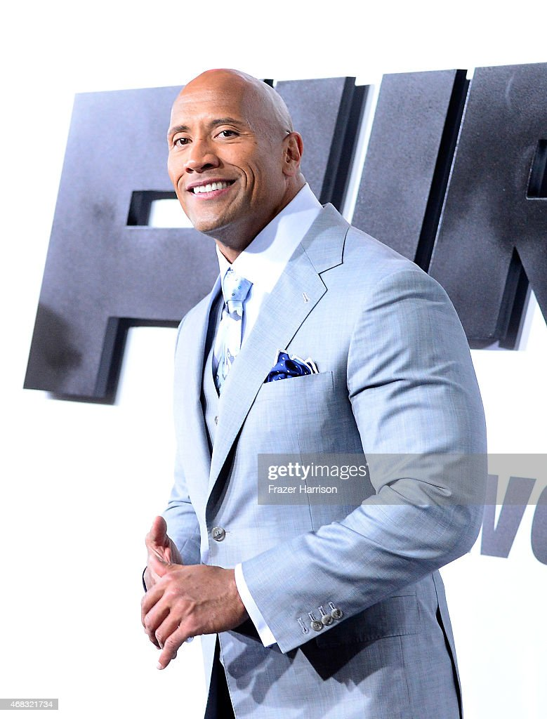 """Premiere Of Universal Pictures' """"Furious 7"""" - Arrivals : News Photo"""